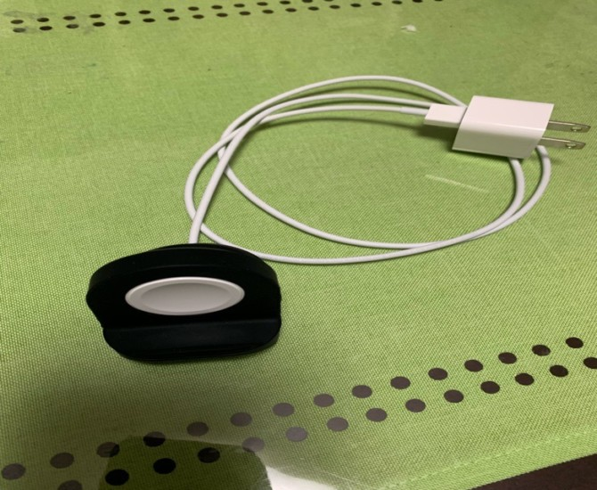 AWINNER Apple Watch充電用スタンド ブラック