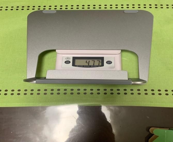 satechi aluminum laptop stand