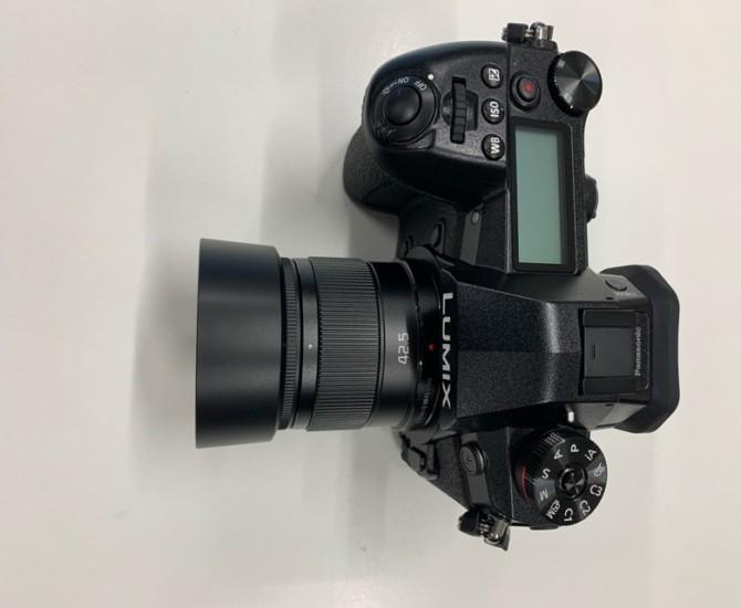 Panasonic LUMIX G 42.5mm / F1.7 ASPH. / POWER O.I.S.