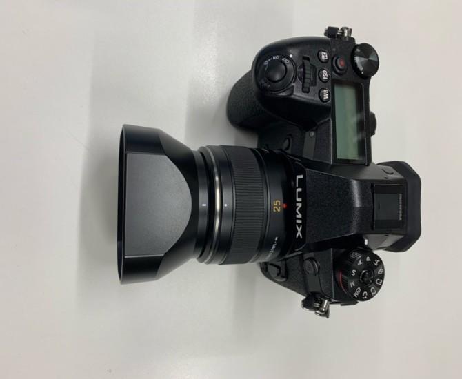 Panasonic LEICA DG SUMMILUX 25mm / F1.4 II ASPH.
