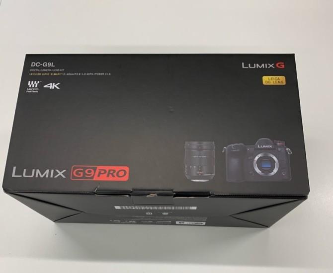 Panasonic Lumix G9PRO