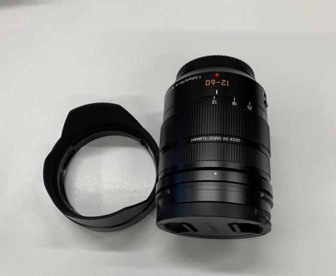 Panasonic LEICA DG VARIO-ELMARIT 12-60mm / F2.8-4.0 ASPH. / POWER O.I.S.