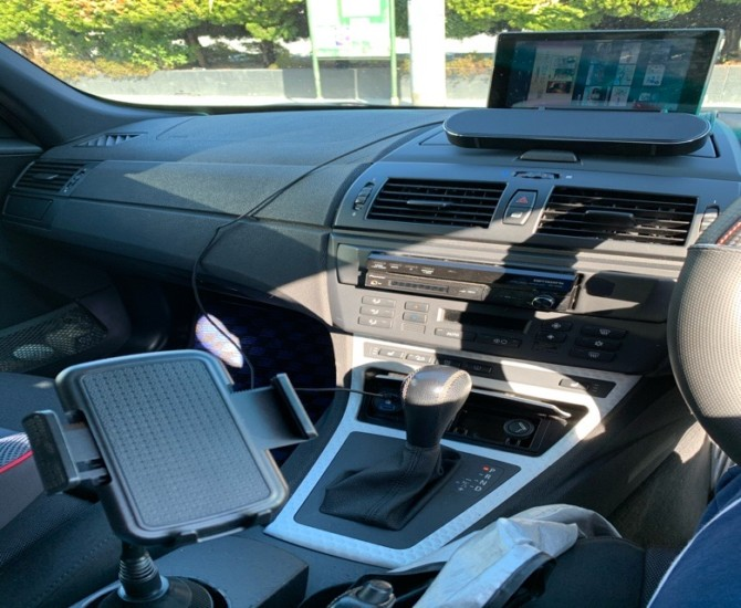 車内のシステム