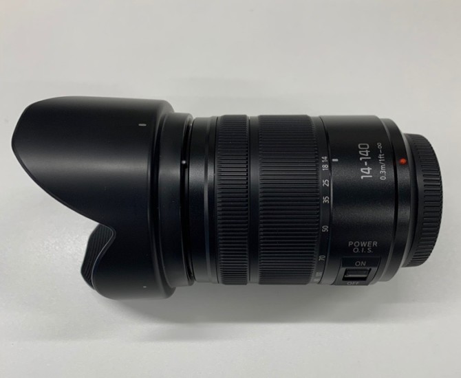 Panasonic LUMIX G VARIO 14-140mm / F3.5-5.6Ⅱ ASPH. / POWER O.I.S.