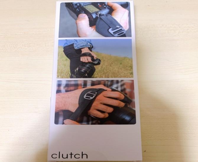 Peak Design(ピークデザイン)の新型クラッチ CLUTCH CL-3